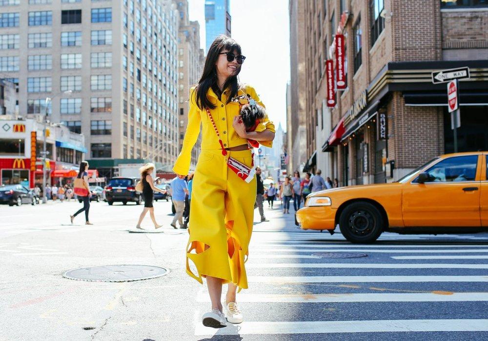 new york glamourous street fashion (8)